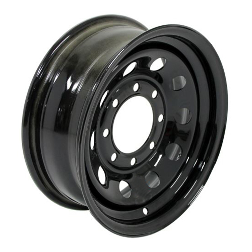 16x 8 Black Modular Wheels